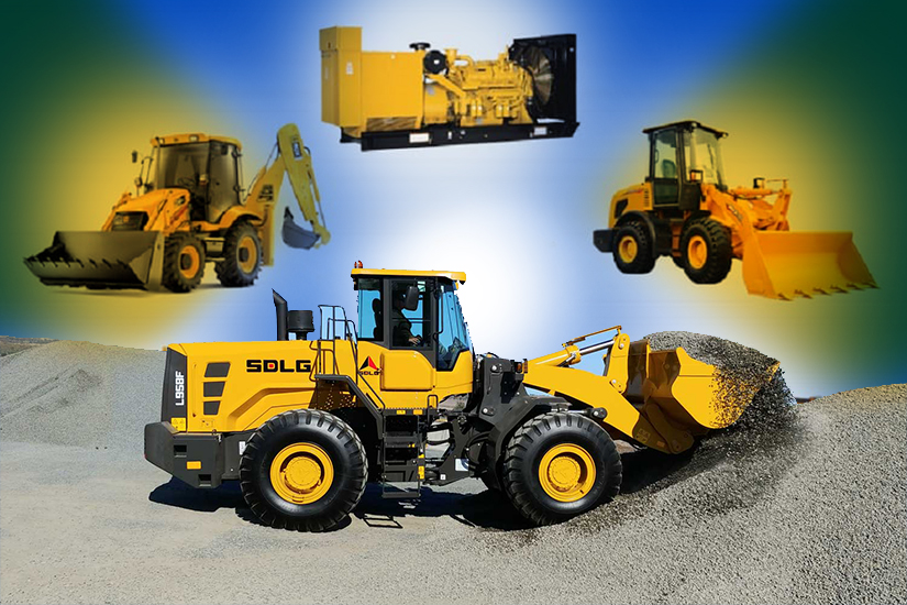 Heavy Equipment Product Knowledge Base - Commercial Lending USA