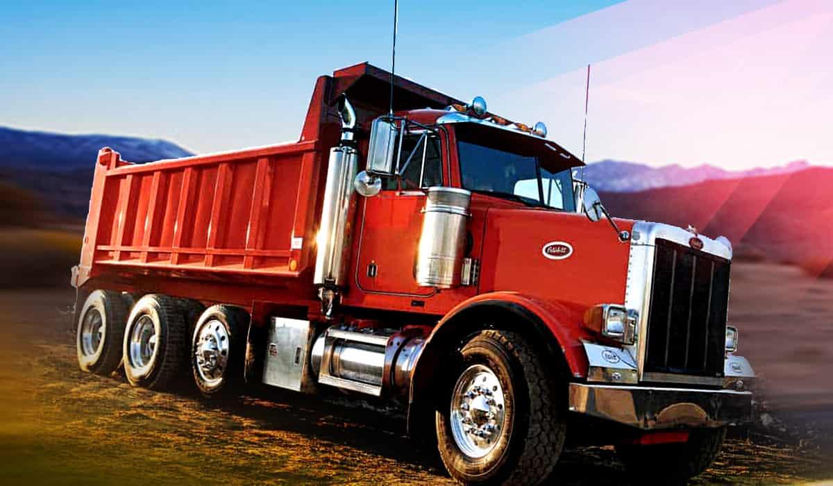 semi truck loans
